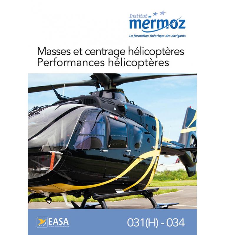 Masses et centrage / performances Hélicoptère