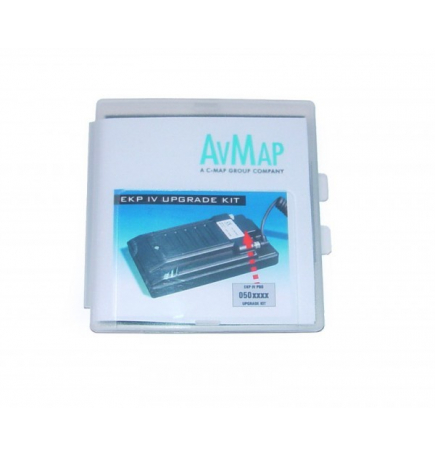 AVMAP -A- UPGRADE KIT MISE A JOUR EKP IV VERS VERSION PRO
