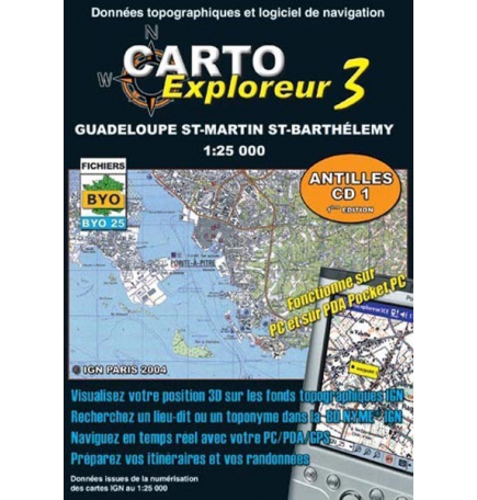CartoExploreur 3 DOM