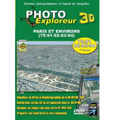 PhotoExploreur 3D