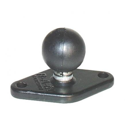 """Base Losange Avec Boule B (Standard) Diametre 2,5 Cm (1"""")"""
