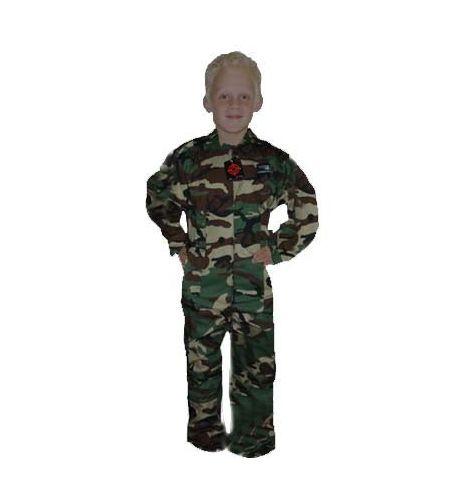 Combinaison de vol cwu-27 enfant camouflage