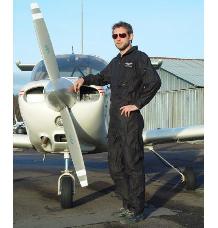 Combinaison de vol cwu-27 adulte noire