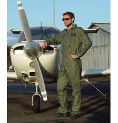Combinaison de vol cwu-27 adulte verte armée