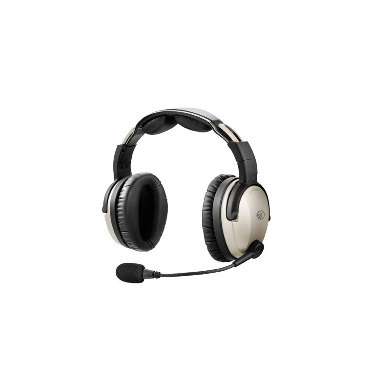 Zulu 2 Casque avion ANR Bluetooth double Jack