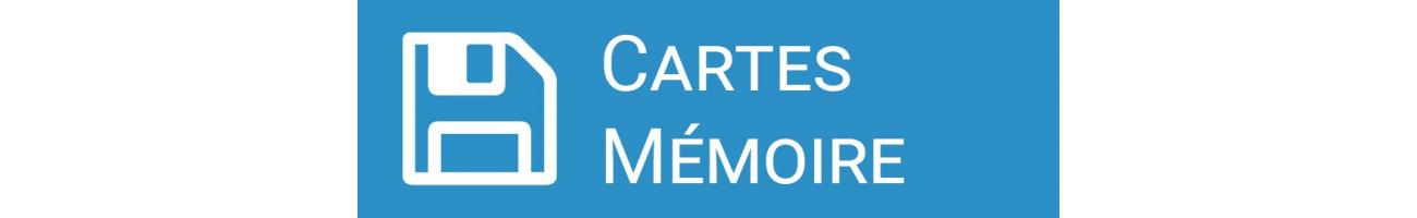 Cartes Mémoire
