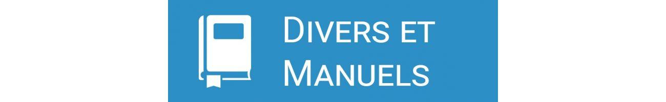 Divers et Manuels
