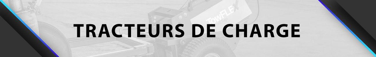 Tracteurs et batteries