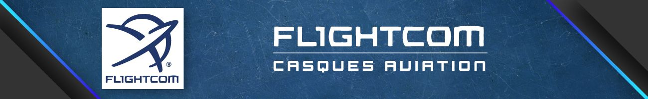 Casques Flightcom