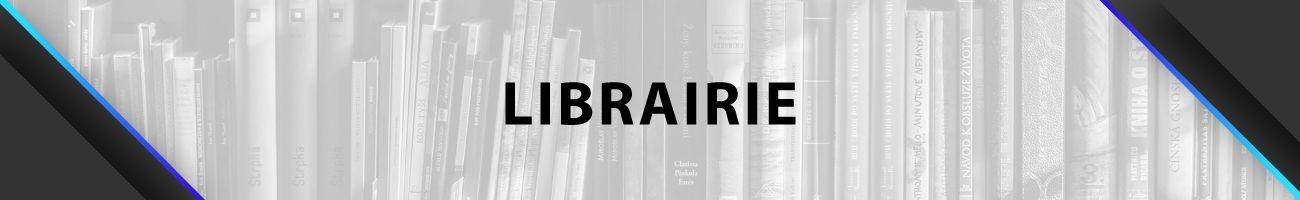 Librairie / Cartes / DVD