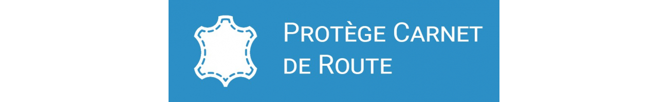 Protège carnet de route avion