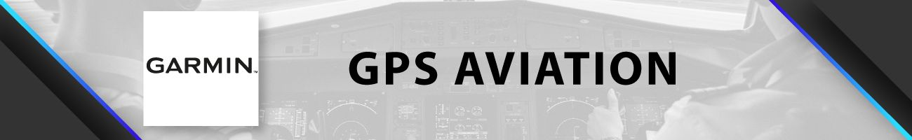 GPS Aviation Portables - Garmin
