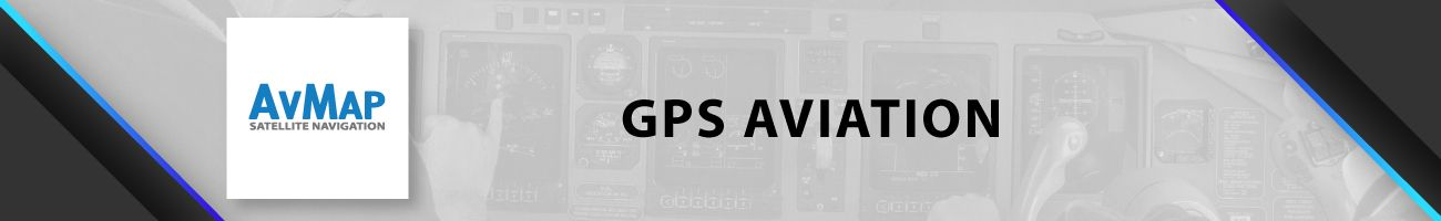 GPS Aviation Portables - AvMap