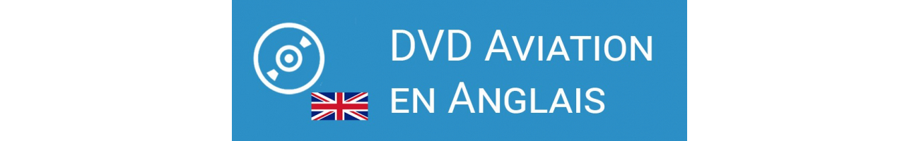 DVD Aviation en anglais