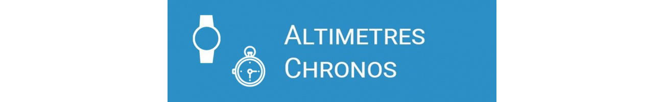 Montres / Chronos / Altimètres