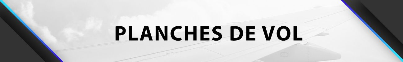Planches de vol & Classeurs