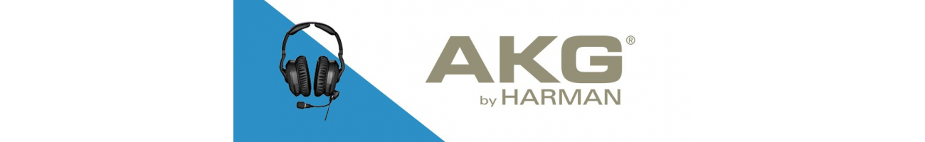 Casques AKG by HARMAN