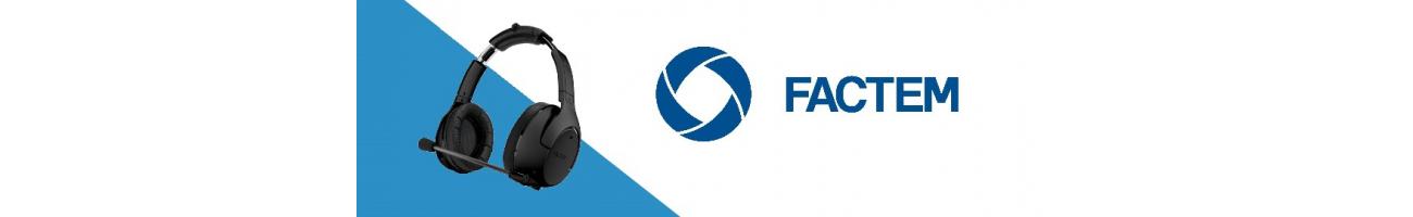 Casques Factem EF7