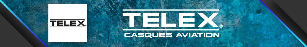 Casques Telex