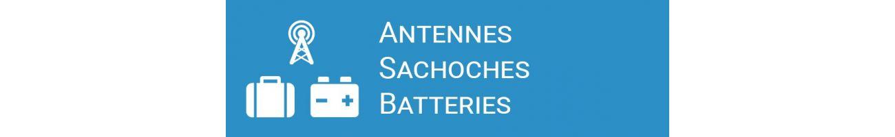 Antenne / sacoche / batterie