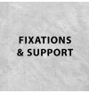 Fixations et Supports