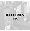 Batteries - GPS