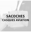 Sacoches - Casques aviation