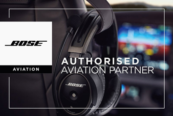 Authorised BOSE AVIATION PARTNER