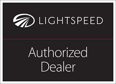 Small Authorized Dealer sign