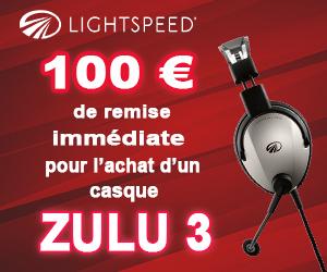 Lightspeed Zulu 3 Promo