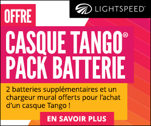 Promo casque avion Lightspeed Tango Printemps
