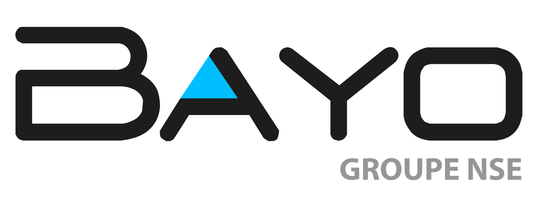 Logo boutique pilote aero Bayo