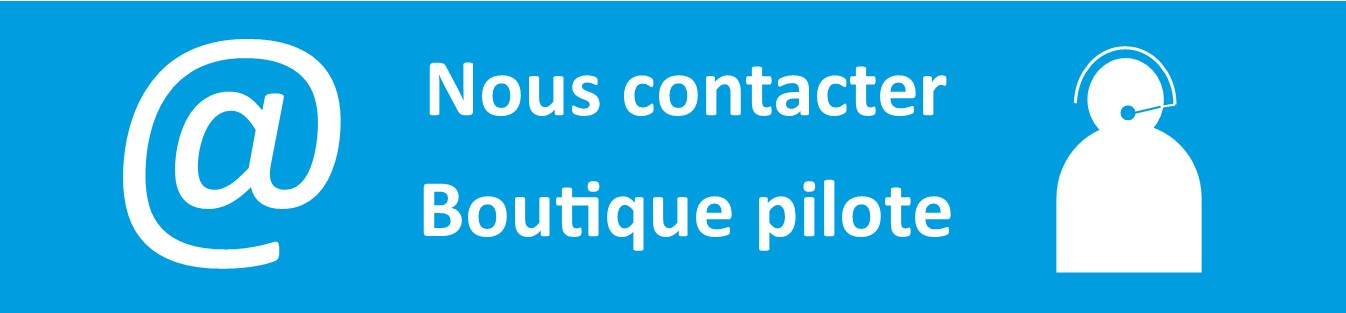 Nous contacter boutique pilote aviation Bayo