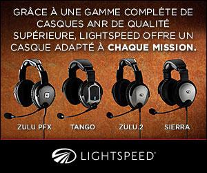 Lightspeed Zulu PFX Sierra Tango
