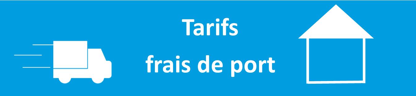 Tarifs et frais de port Bayo aéro